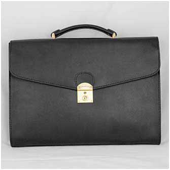 """Женский портфель """"Lady Briefcase"""" (черный)"""