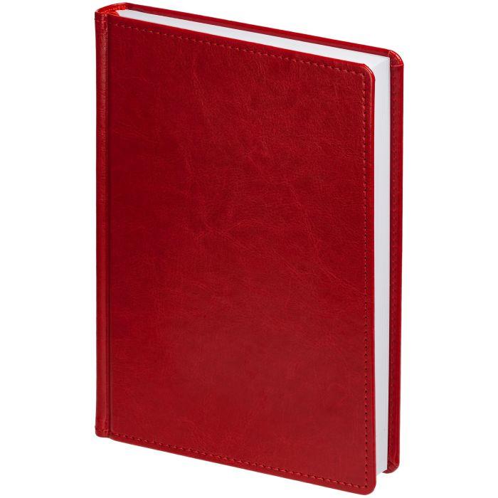 Ежедневник датированный New Nebraska, формат A5, красный