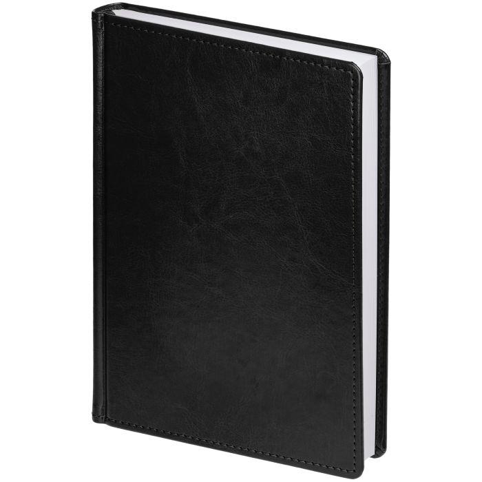 Ежедневник датированный New Nebraska, формат A5, чёрный