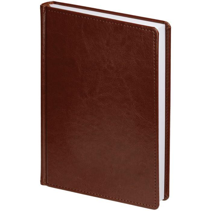 Ежедневник датированный New Nebraska, формат A5, коричневый