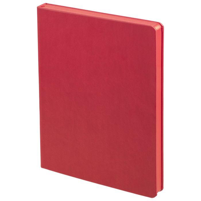 Ежедневник Brand Tone, недатированный, формат A5, красный
