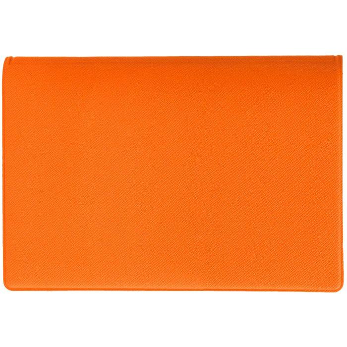 Визитница Devon, оранжевая