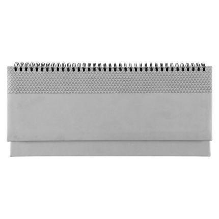 Планинг датированный BRAND, размер 33х15 см, цвет серый