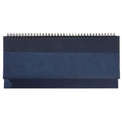 Планинг датированный Brand, размер 33х15 см, цвет синий