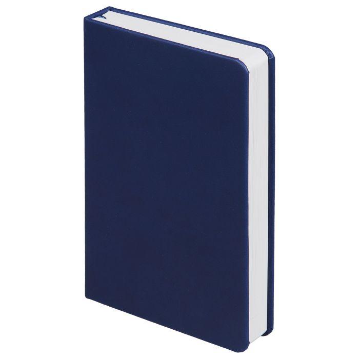 Ежедневник недатированный Basis Mini, размер 10х16 см (формат A6), цвет синий