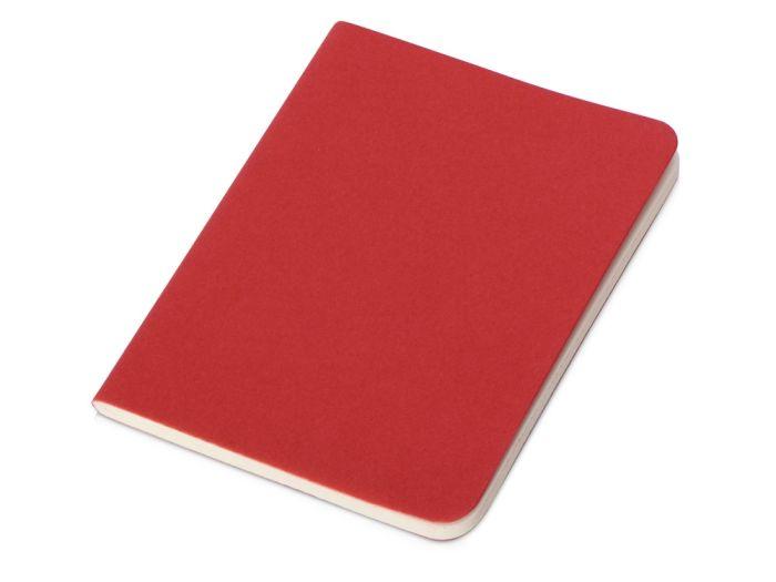 """Блокнот A6 """"Stitch"""", цвет красный"""