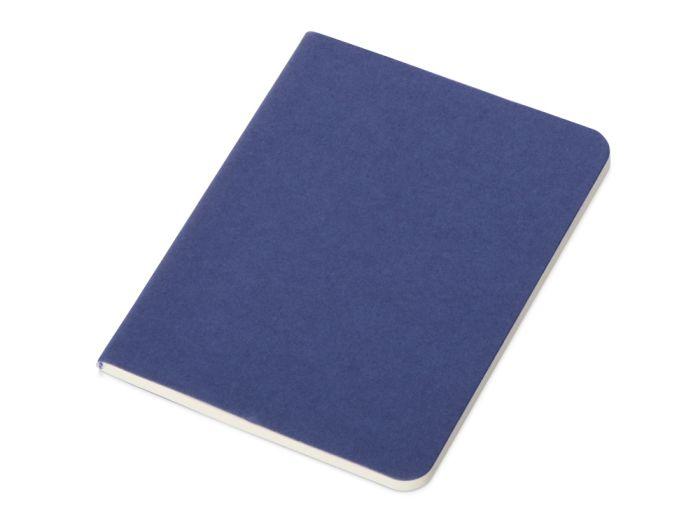"""Блокнот A6 """"Stitch"""", цвет синий"""