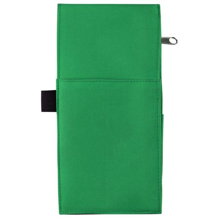 Органайзер на ежедневник Belt, зелёный