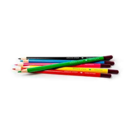 """Набор из 6 цветных карандашей """"Растущий карандаш Пряные травы"""""""