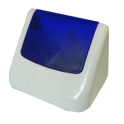 Подставка под мобильный телефон, цвет синий с белым