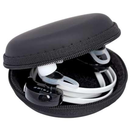 Беспроводные спортивные Bluetooth-наушники Vatersay, чёрные