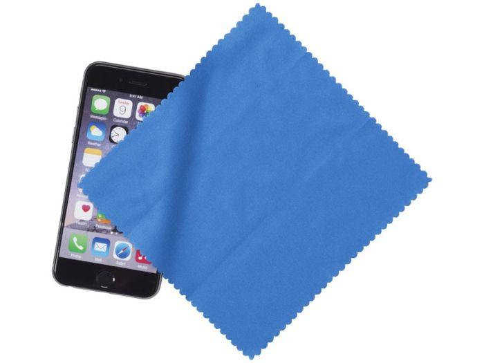 Салфетка из микроволокна, цвет синий