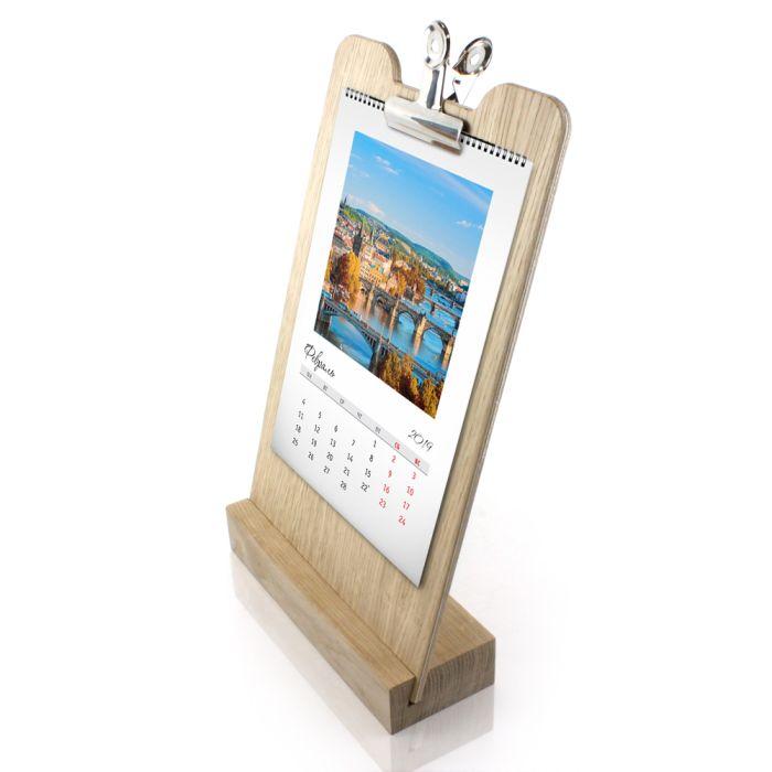 Календарь - клипборд со съемной подставкой DS137 без характеристик