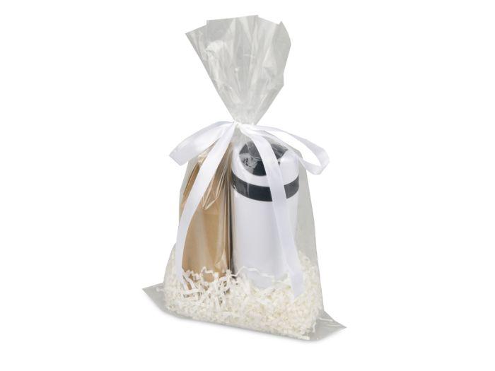"""Подарочный набор """"Levita"""" с чаем, цвет белый"""