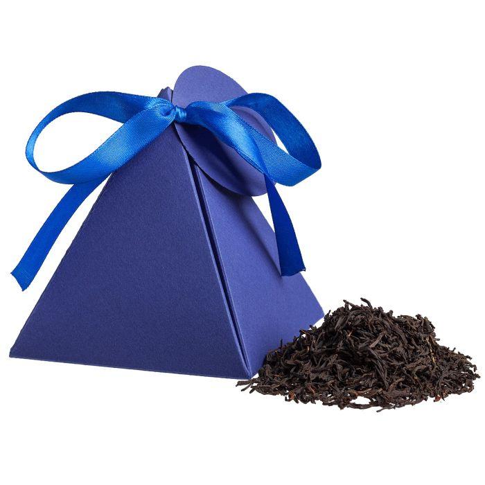 Чай Breakfast Tea в пирамидке, цвет синий