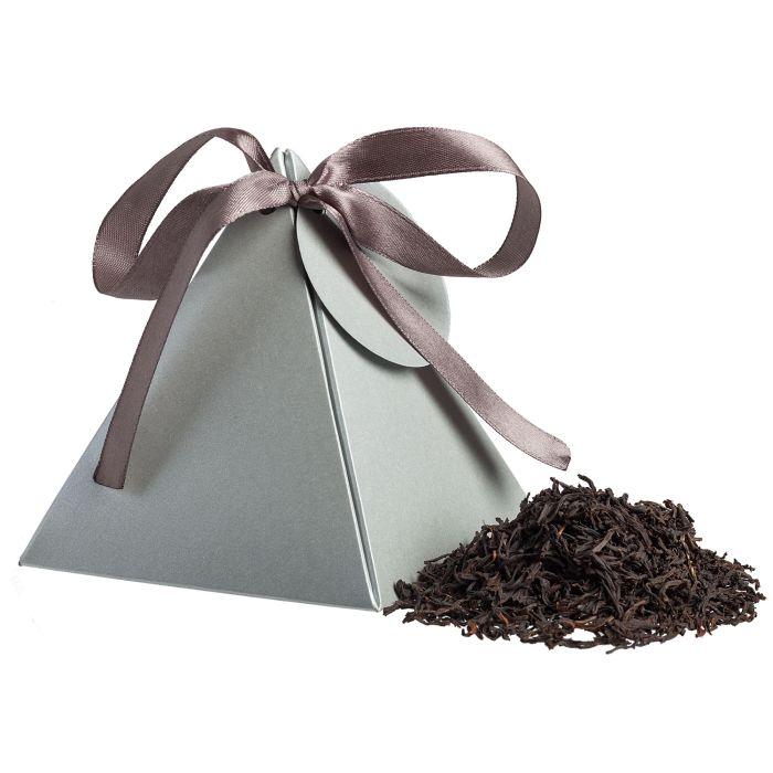 Чай Breakfast Tea в пирамидке, цвет серебристый