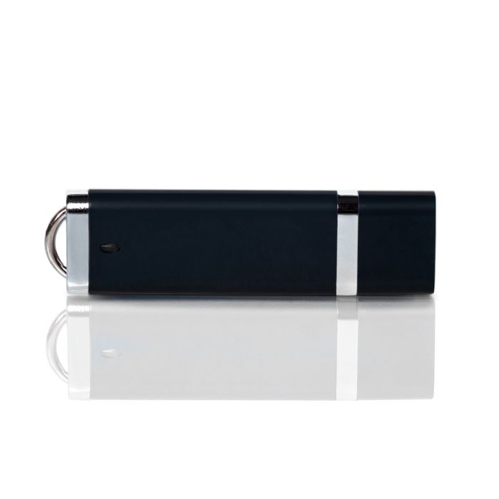 Флешка PL003 (черный) с чипом 1 гб. USB 2.0