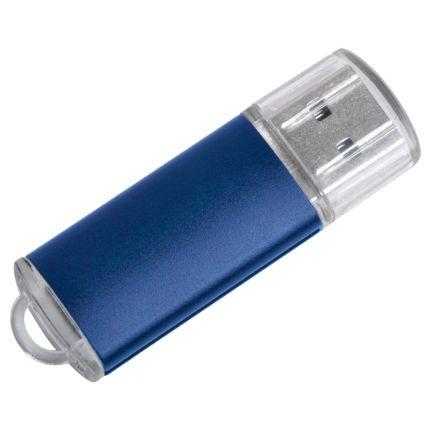 """USB flash-карта """"Assorti"""" ( 8 Gb), цвет синий"""