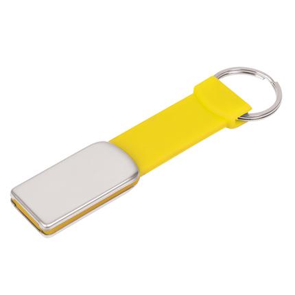 """USB flash-карта """"Flexi"""" ( 8 Gb), цвет жёлтый"""