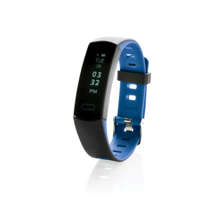 Фитнес-браслет Move Fit, синий