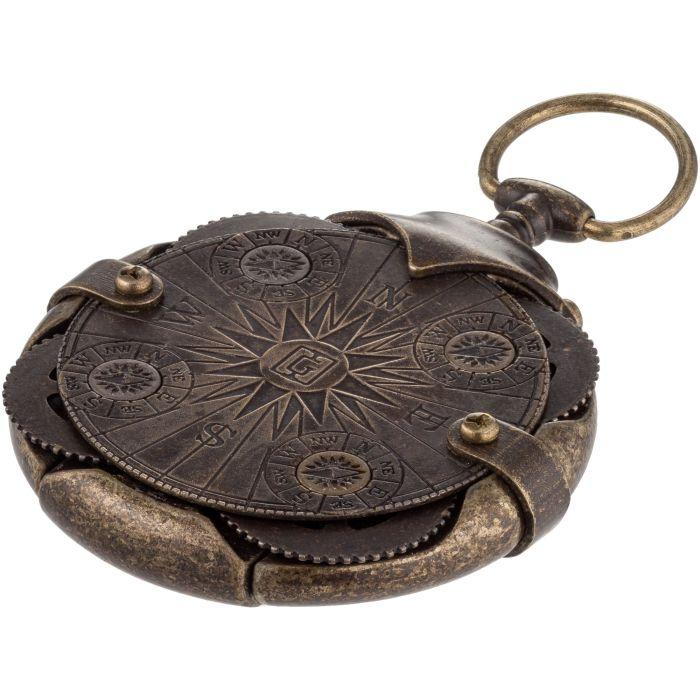 """Флешка """"Криптекс"""" Compass Lock, 64 Гб"""