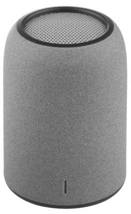 Беспроводная Bluetooth колонка Uniscend Grinder, серая