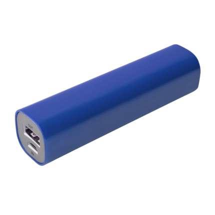Внешний аккумулятор Easy Shape 2000 мАч, синий