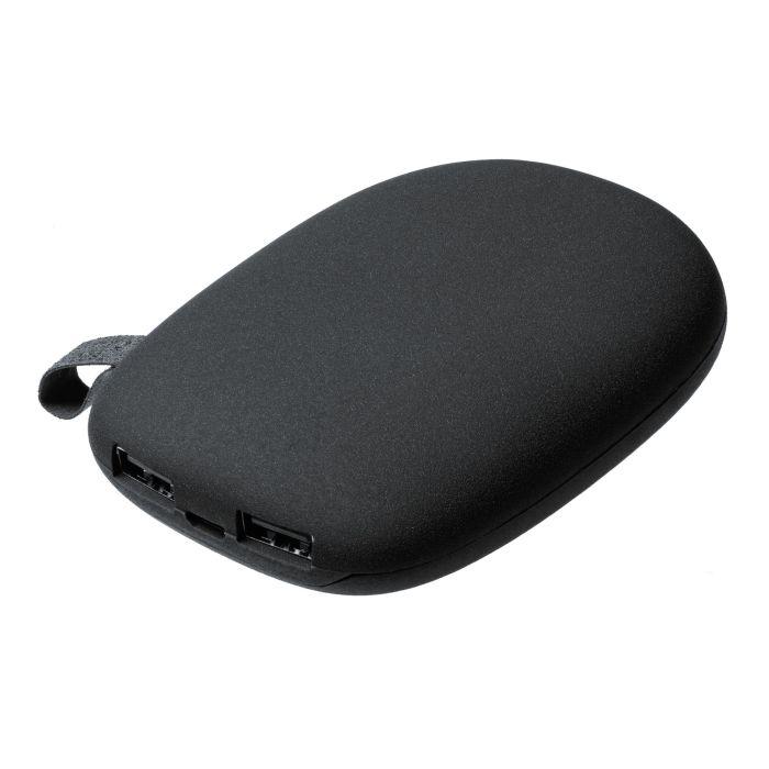 Внешний аккумулятор Pebble 7800 мАч, цвет чёрный