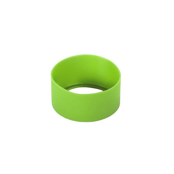 Комплектующая деталь к кружке FUN2-силиконовое дно, светло-зелёный