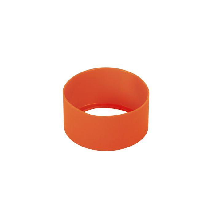 Комплектующая деталь к кружке FUN2-силиконовое дно, оранжевый