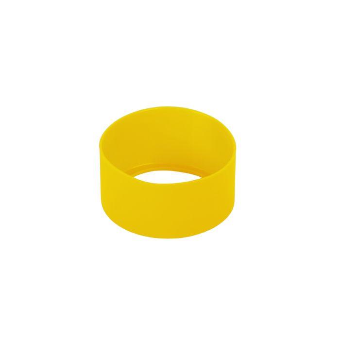 Комплектующая деталь к кружке FUN2-силиконовое дно, жёлтый