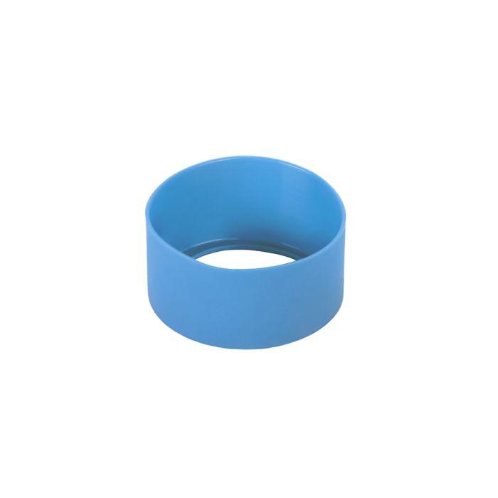 Комплектующая деталь к кружке FUN2-силиконовое дно, голубой