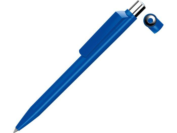 """Ручка пластиковая шариковая """"ON TOP SI F"""", синяя"""