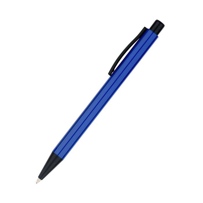 Ручка металлическая Deli - Синий HH