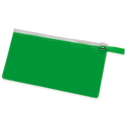 """Пенал """"Веста"""", зелёный"""