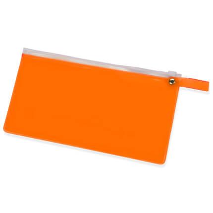 """Пенал """"Веста"""", оранжевый"""