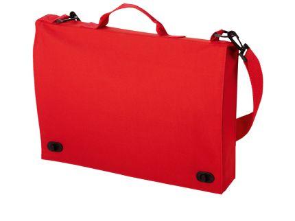 """Сумка для конференций """"Santa Fee"""", цвет красный"""