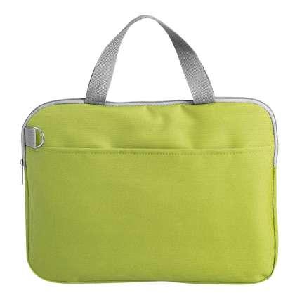"""Конференц-сумка """"Тодес-2"""" с отделением для ноутбука, цвет зелёный"""