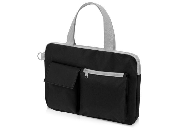 """Конференц сумка для документов """"Event"""", цвет чёрный"""