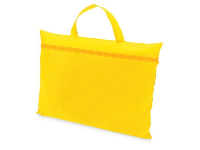 """Сумка """"Берн"""", цвет жёлтый"""