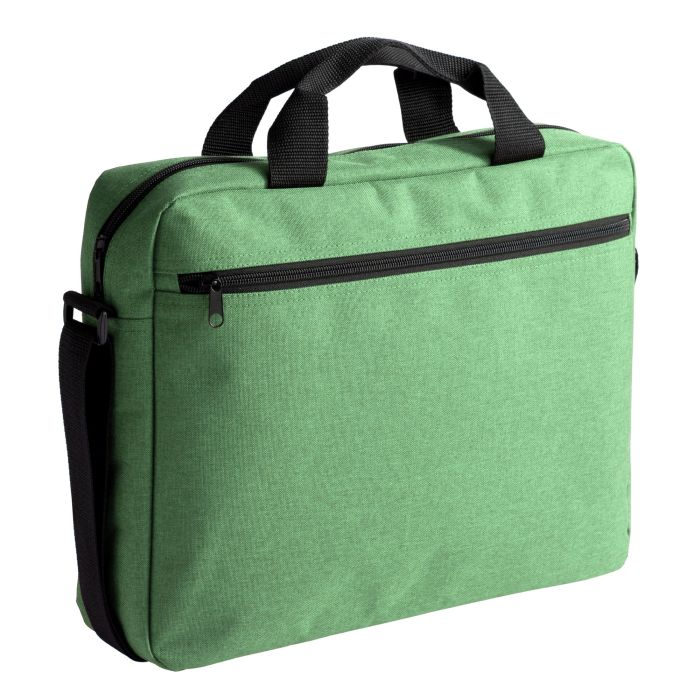 Конференц-сумка Unit Member, зелёная