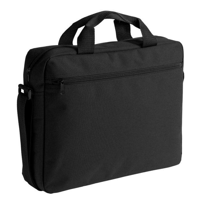 Конференц-сумка Unit Member, чёрная