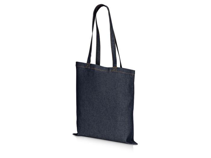 """Джинсовая сумка-шоппер """"Indigo"""", цвет джинсовый"""