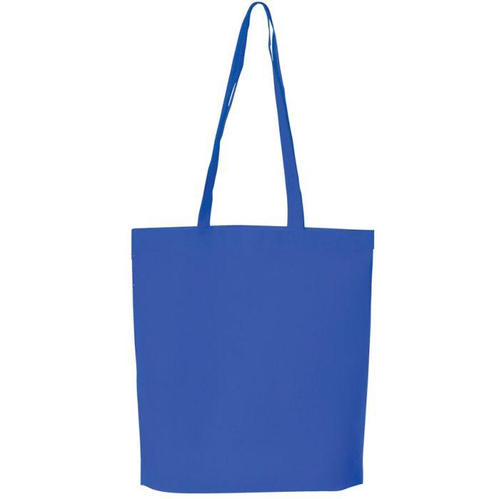 """Сумка для покупок """"PROMO"""", цвет синий"""