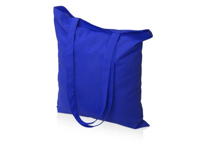"""Сумка из хлопка """"Carryme 105"""", цвет синий"""