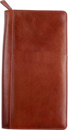 Трэвел-портмоне William Lloyd, цвет коричневый