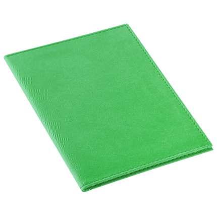 """Обложка для паспорта """"Twill"""", зелёная"""