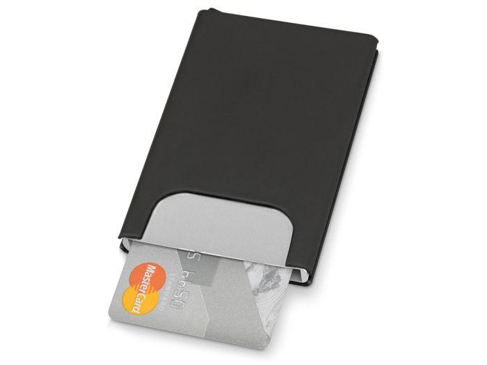 """Держатель для карт """"Verlass"""" с функцией защиты от сканирования RFID"""