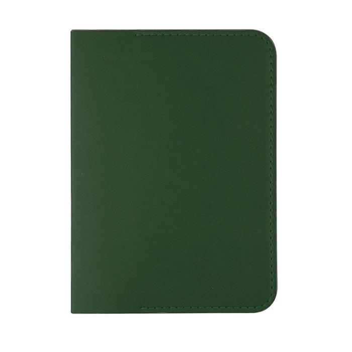 Обложка для паспорта IMPRESSION, коллекция ITEMS, цвет зелёный