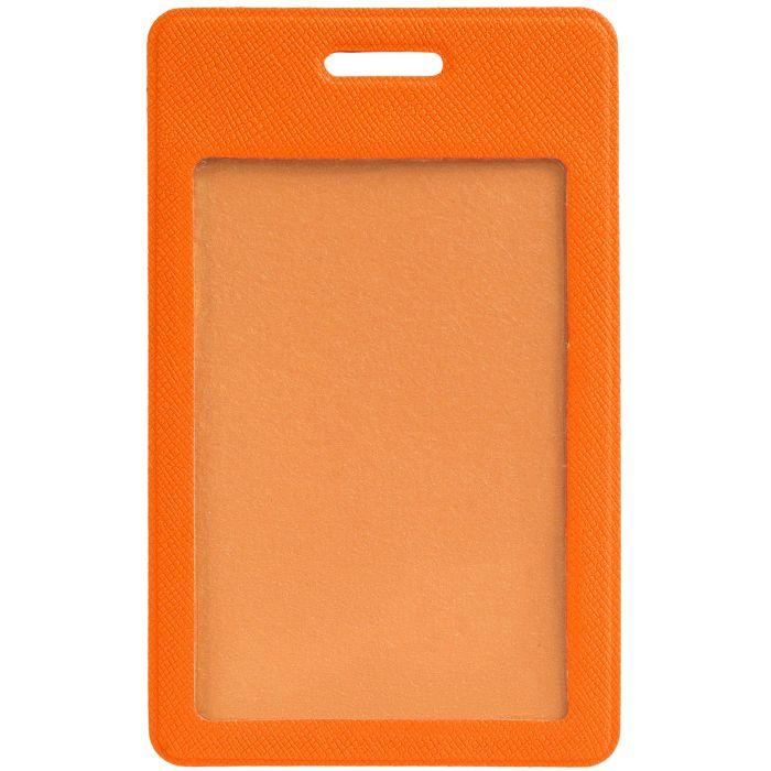 Чехол для пропуска Devon, оранжевый